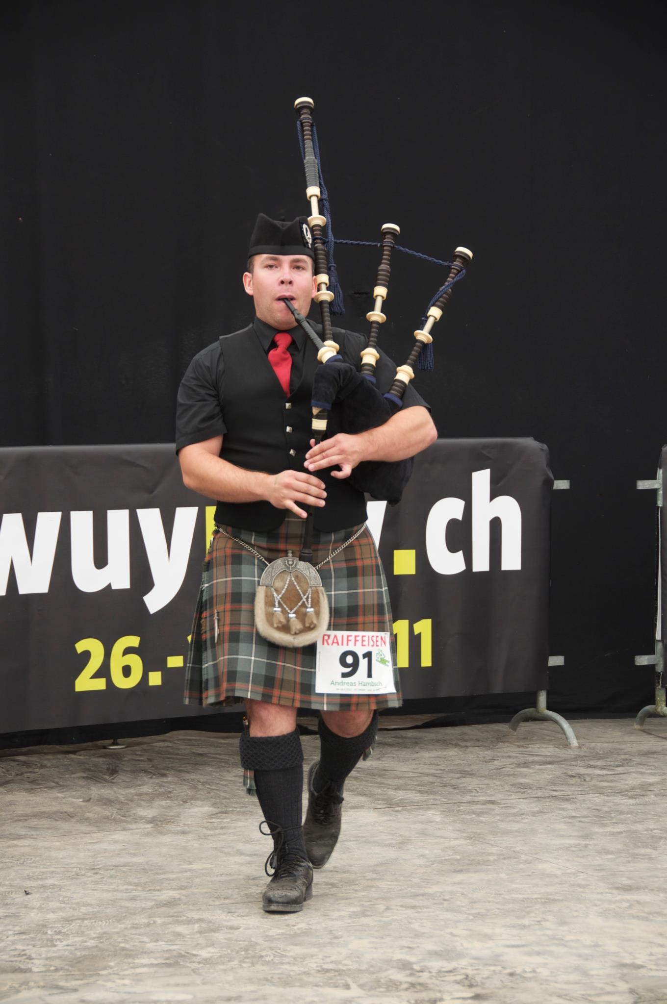 Swiss-Bagpipe-Competition