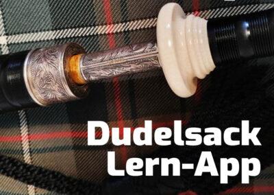 Dudelsack-Lern-App