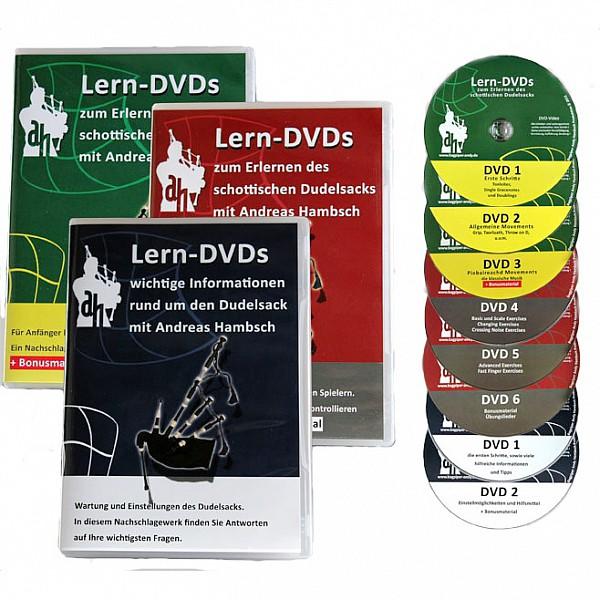 Alle-Dudelsack-Lern-DVDs
